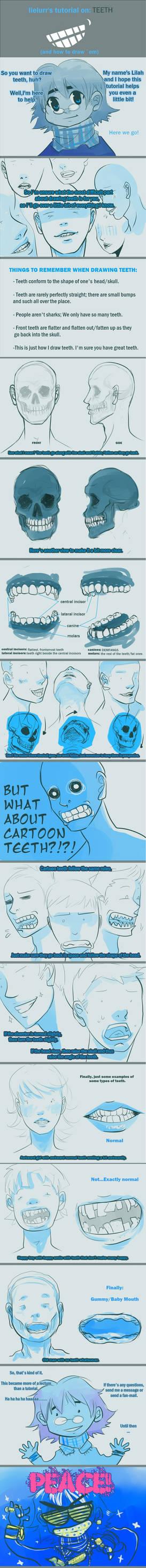 Lielurr's Teeth Tutorial