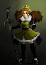 PPGA: Princess Morbucks Portrait by lielurr