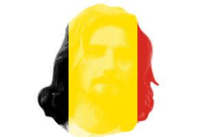 Self Portrait_Flag by mirzaercin