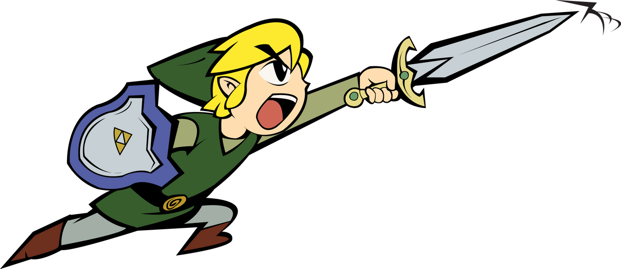Toon Link by rodrigobatalhone on DeviantArt