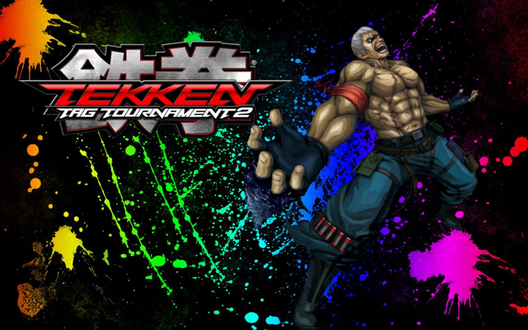 Tekken Tag 2 Wallpaper