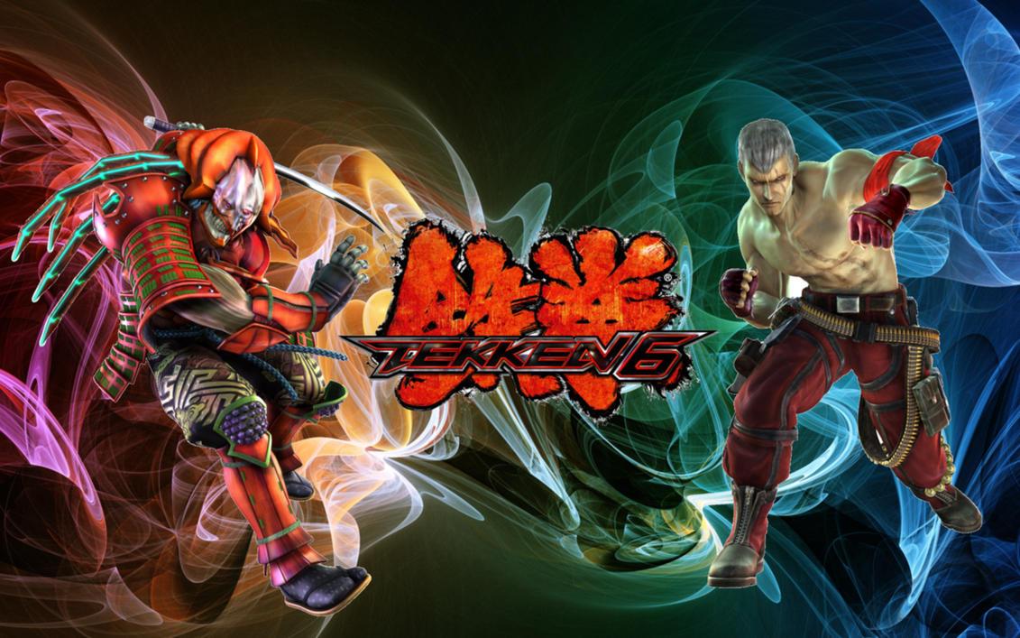 Yoshimitsu Tekken 6 Wallpaper Tekken 6 Ranked Match ...