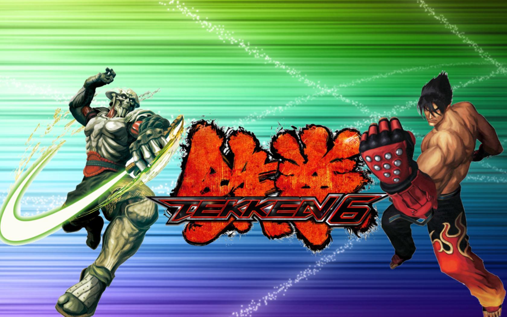 Tekken 6 matchmaking