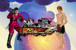 Tekken 7 Dragunov vs Hwoarang