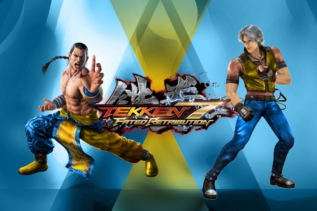 Tekken 7 Feng Vs Lee by Kyojiro87
