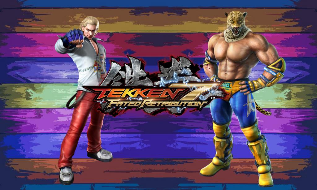 Tekken 7 Steve vs King by Kyojiro87