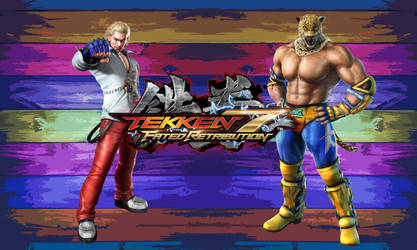 Tekken 7 Steve vs King
