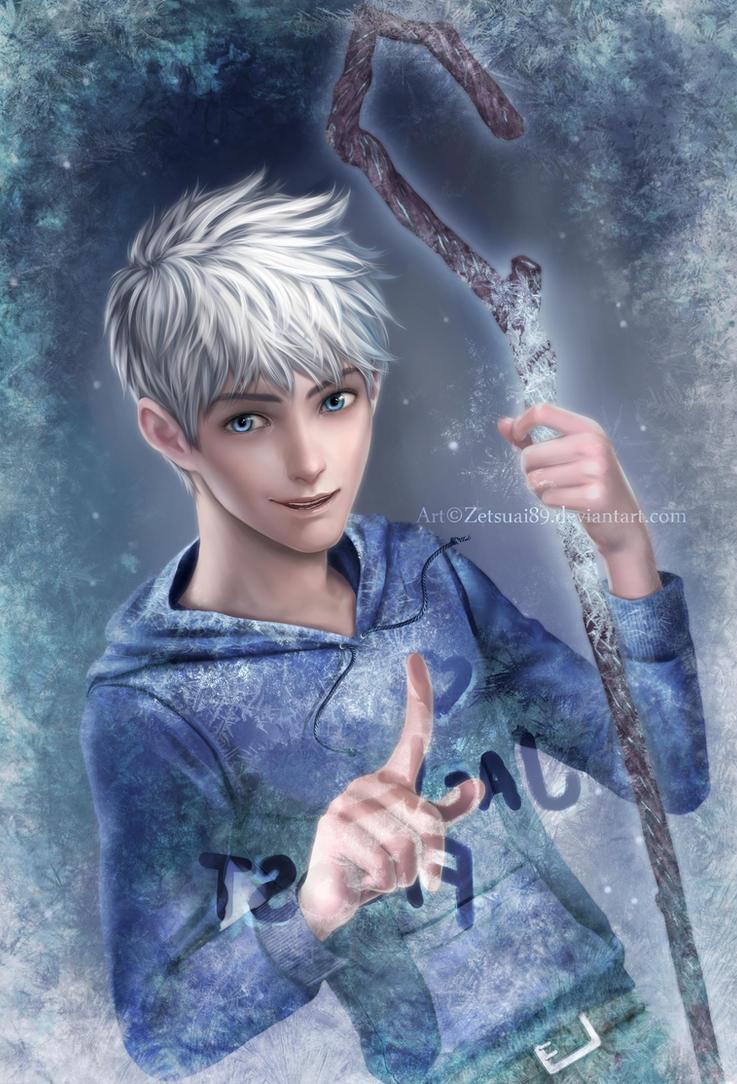 JACK FROST by Zetsuai89