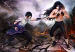 Return of the Legend / MADARA vs Sasuke /  657