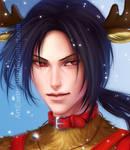 ITACHI  _  deer of the Uchiha clan