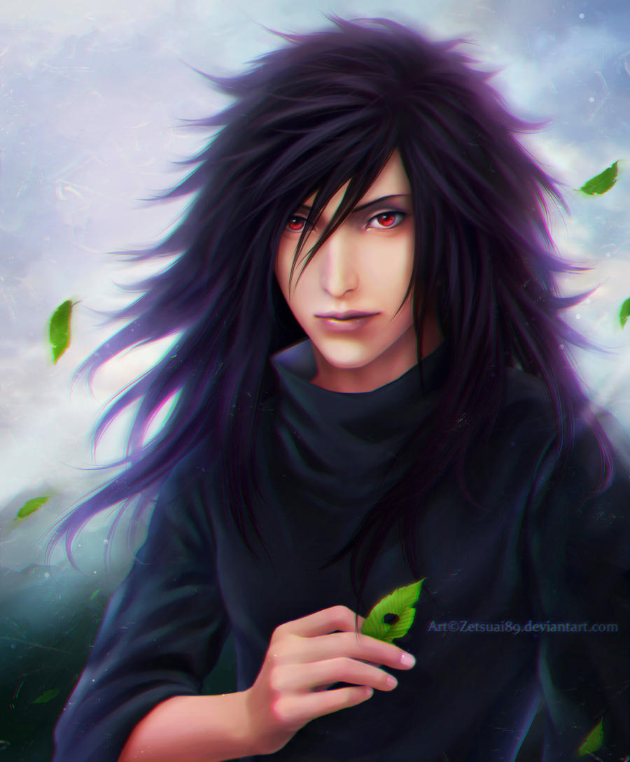 UCHIHA MADARA _ the Hidden Leaf by Zetsuai89