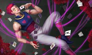 Hisoka  _  Joker in the game