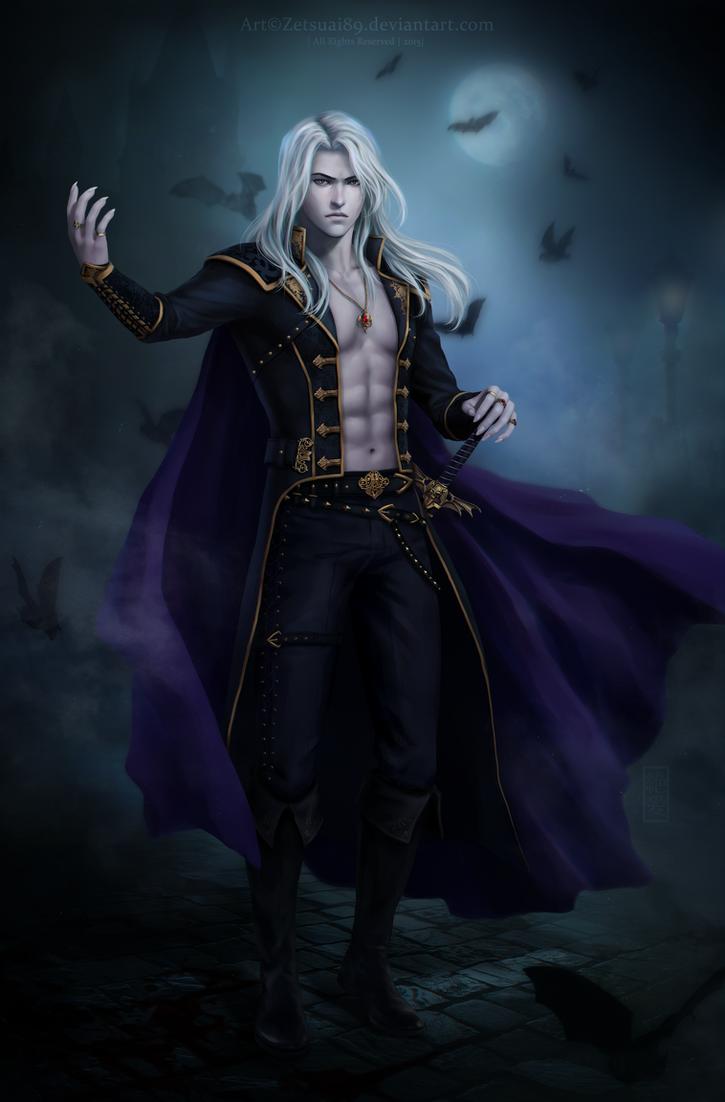 Vampire by Zetsuai89 on DeviantArt