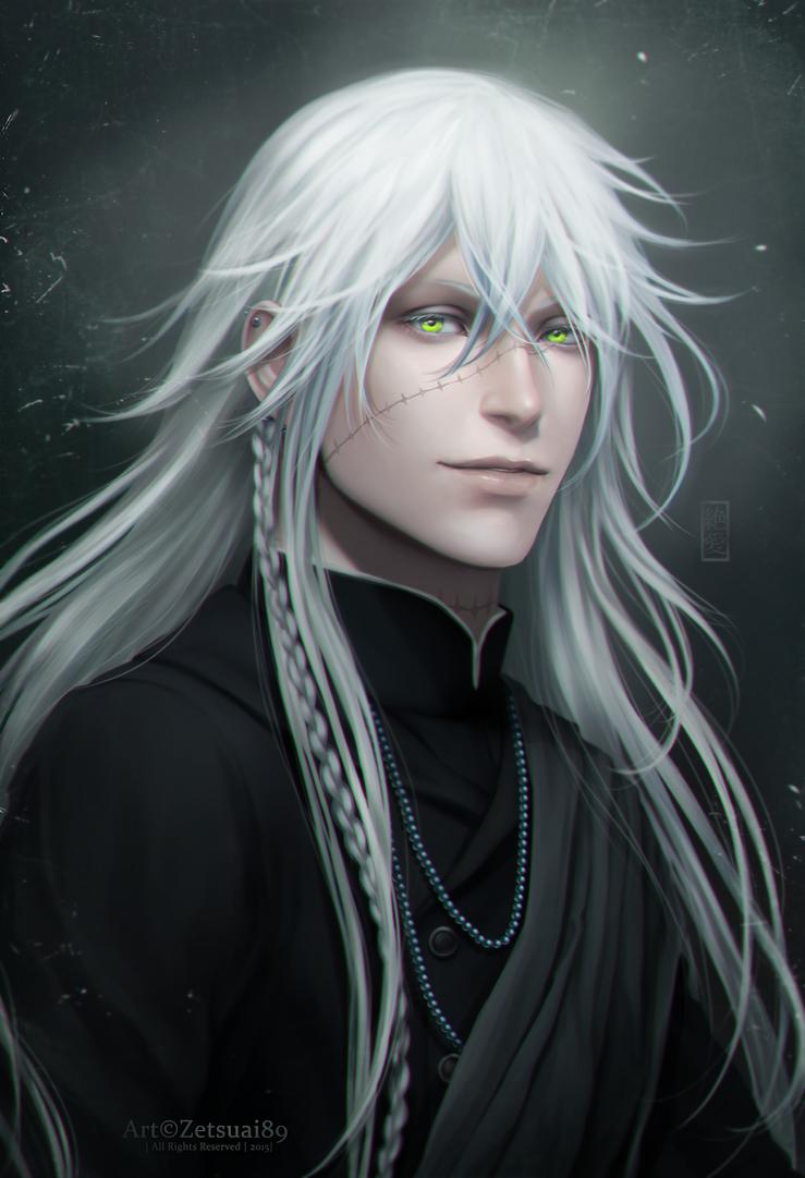 Undertaker by Zetsuai89