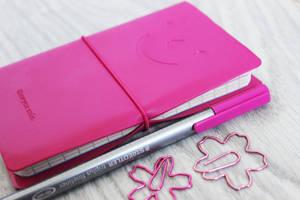 Mini smiley diary :) by kincsesfuzet