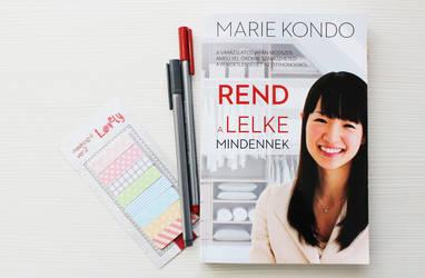 The KonMari Book by kincsesfuzet
