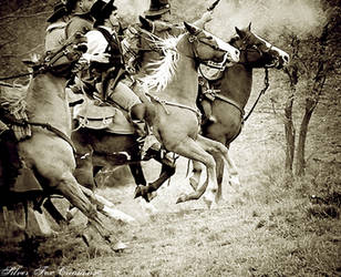 Cavalry Charge by Emagyne
