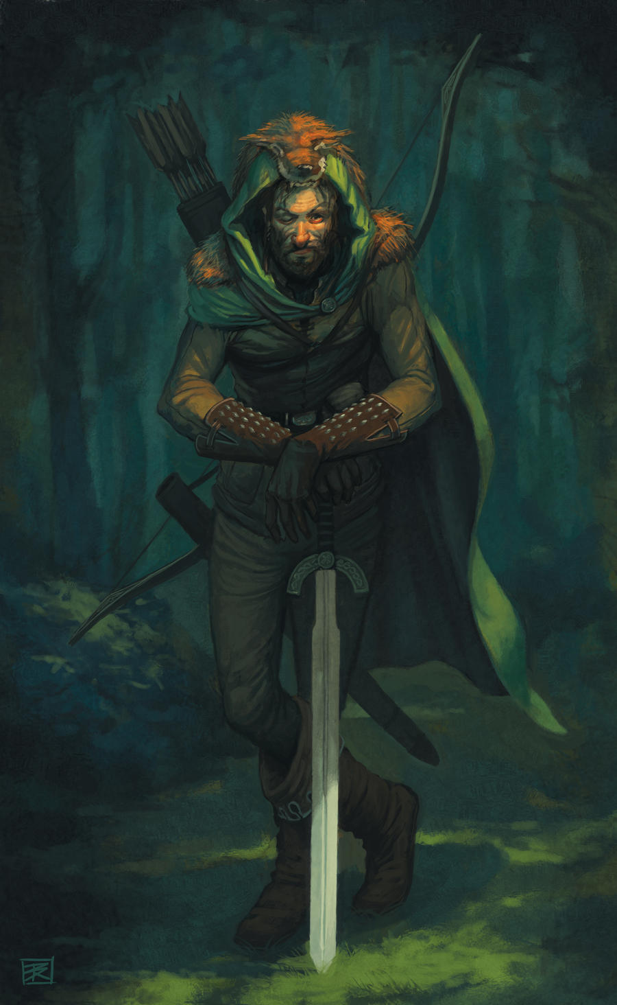 robin hood by denmanrooke on deviantart