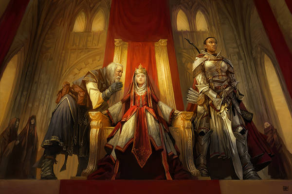 Servants to the Crown