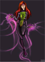 Jean Grey by MaximoPark