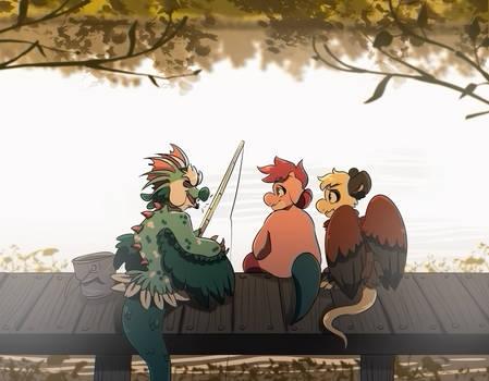 Wyngro - Fishing for Boota Beggas