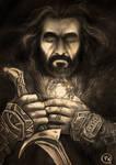 Thorin king under the mountain