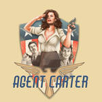 Marvel Agent Carter : Pin Up