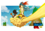 Dragon Ball : Goku and Lunch