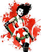 Kabuki by mcguan