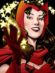 Scarlet Witch commission