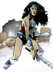 Wonder Woman Commission