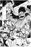 Suicide Squad Commission by mcguan