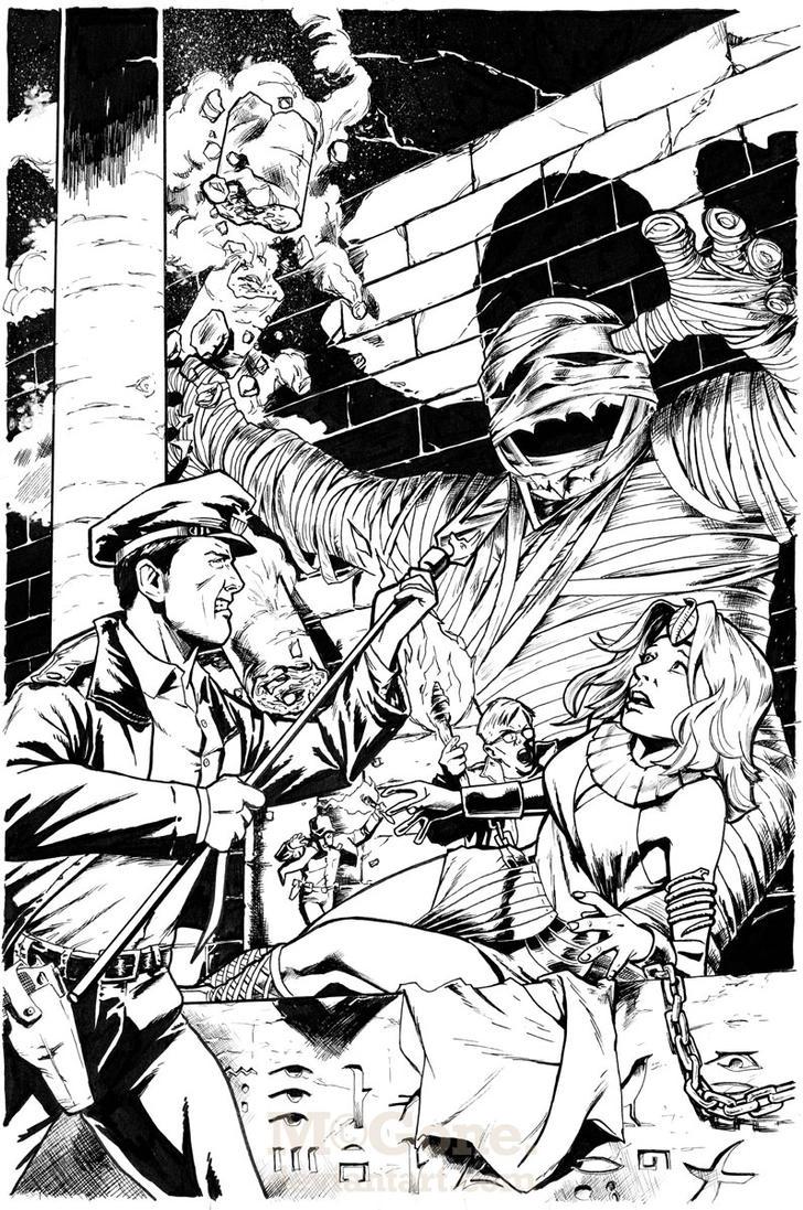 Suicide Squad Commission by mcguan
