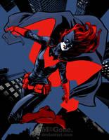 Batwoman Commission by mcguan