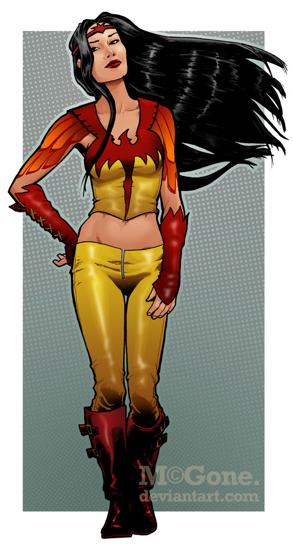 Firebird - OHotMU Redesign by mcguan