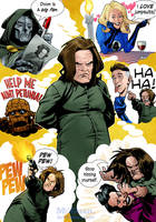 The Mad Thinker by mcguan