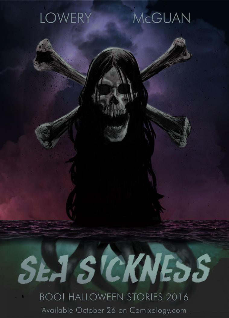 Sea Sickness Promo by mcguan