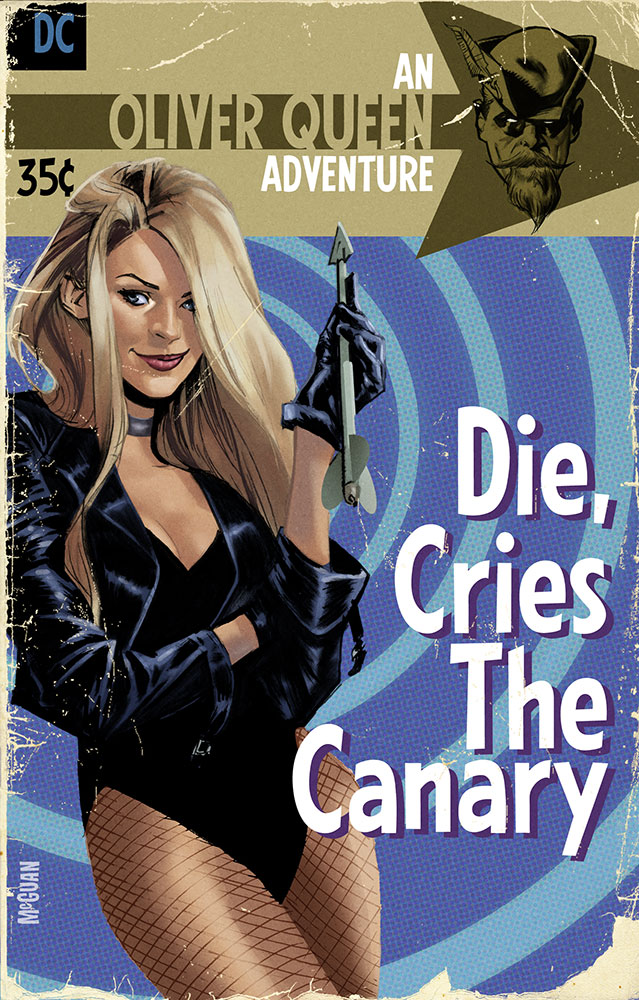 Die, Cries The Canary by mcguan