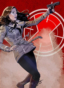 Civil War Black Widow