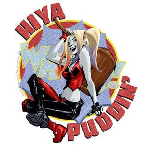 Hiya Puddin'!