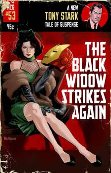 The Black Widow Strikes Again