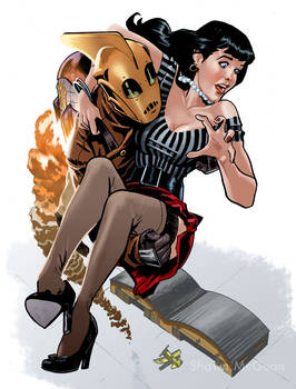 Rocketeer and Betty, Redux