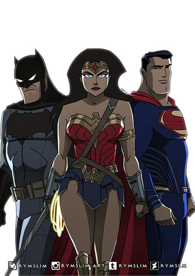 Dawn of Justice by rymslm