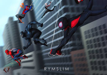 2018 is the Spider-Verse by rymslm