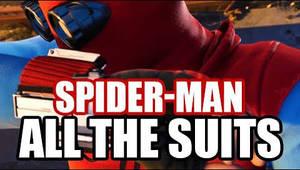 Spider-Man PS4 Skins video