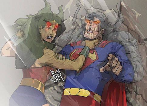 Justice League July