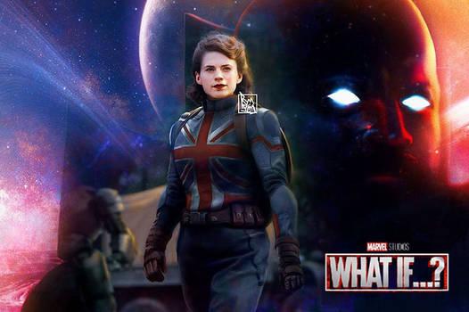 Marvel Studios What If - Captain Carter