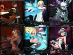 Bleach online Main characters
