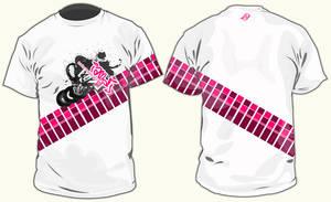 IAMDJ - shirt design