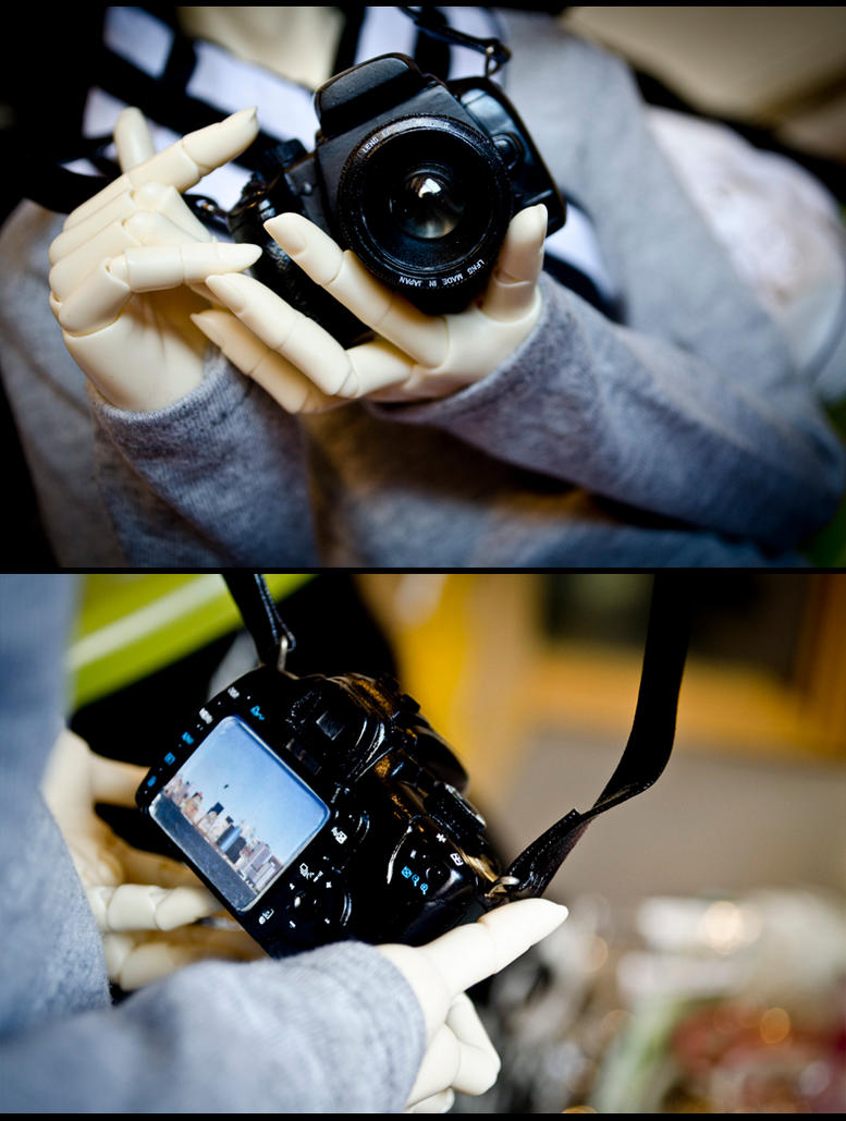 Paparazzi by frappzilla